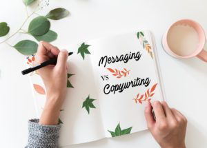 messaging vs copywriting